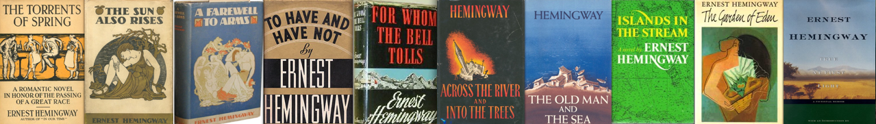 70 Days With Hemingway And Me header image 1