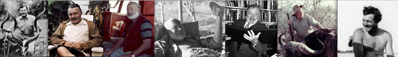70 Days With Hemingway And Me header image 3